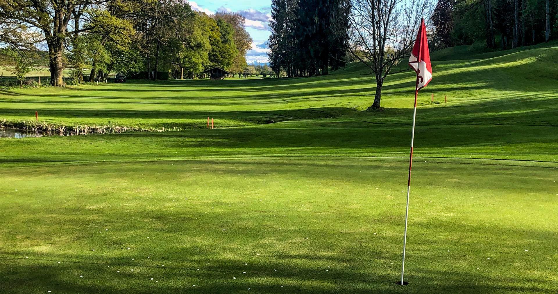 Golfclub Schloss Igling - Golf ohne Startzeiten nur 30 Minuten westlich von München