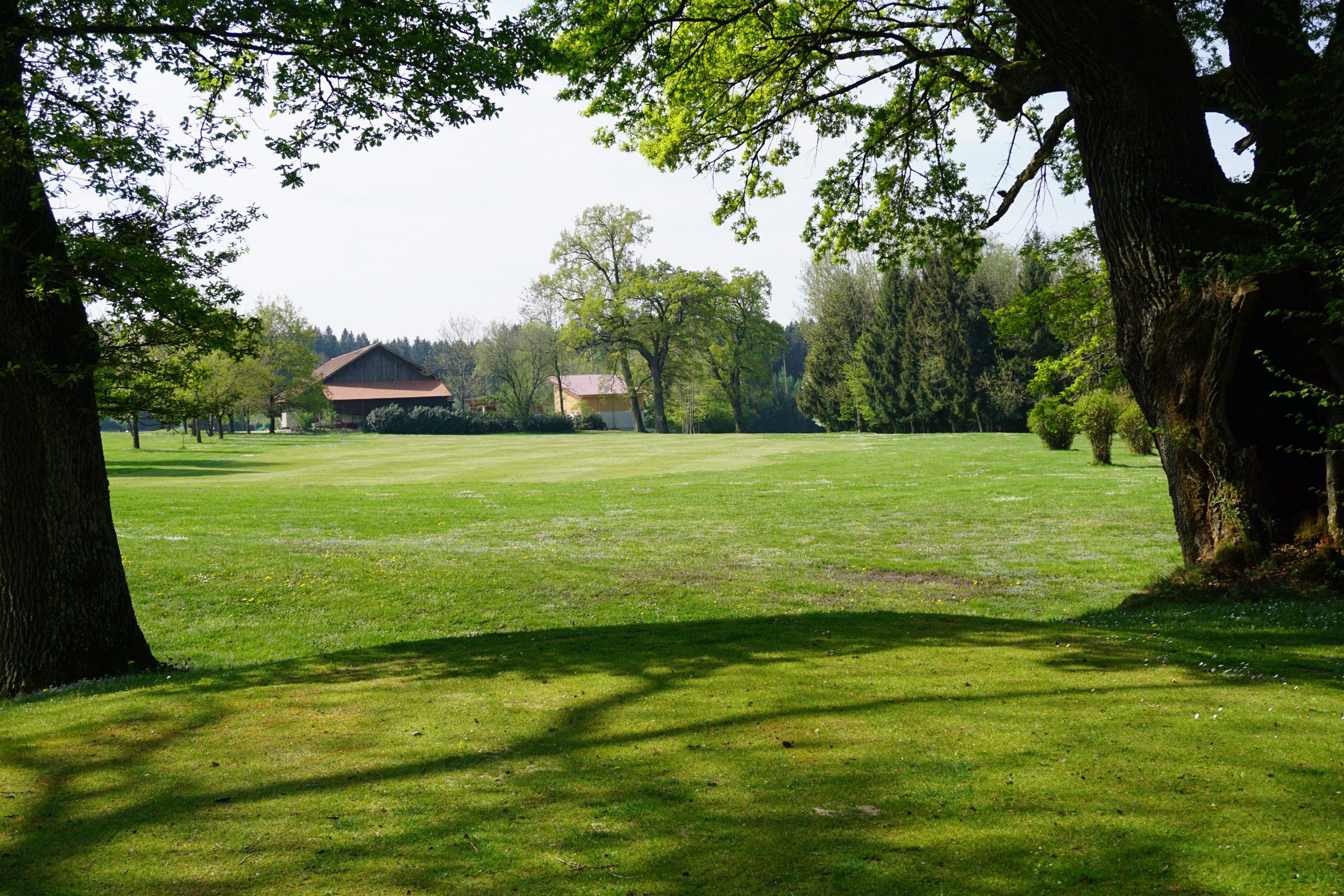 Golfclub Schloss Igling Bahn 2/11