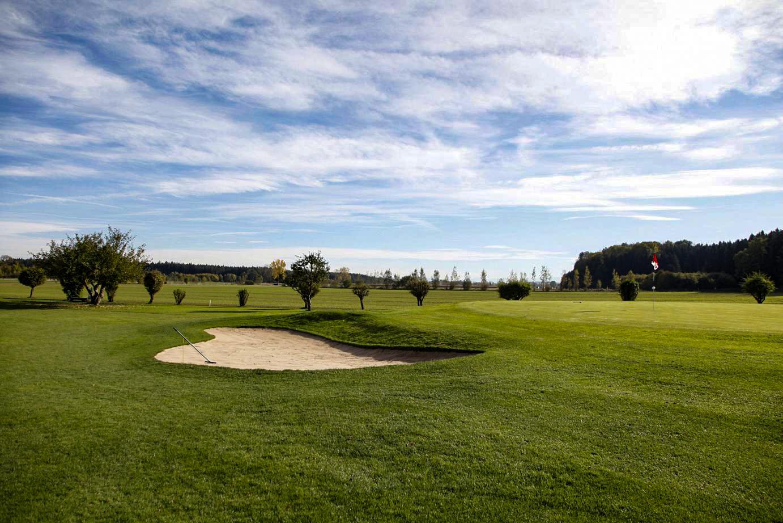 Golfclub Schloss Igling Bahn 5/14