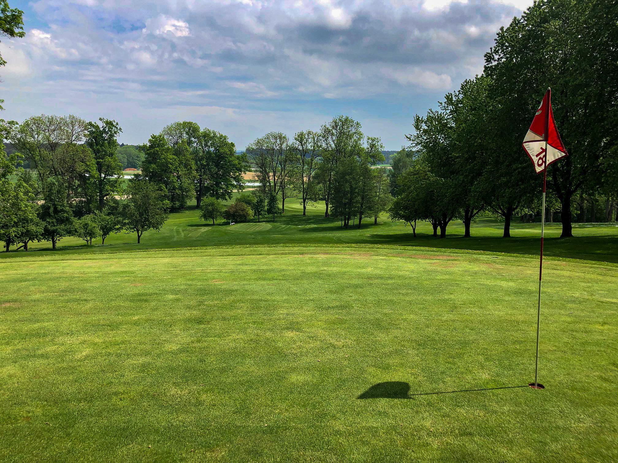 Golfclub Schloss Igling Bahn 9/18
